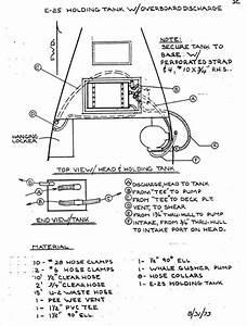 Ericson 25  Oystercatcher  Plumbing  Original