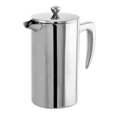 Dublin Stainless Steel French Press Grosche