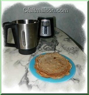 pate a robot faire des cr 234 pes sans gluten et sans lait des recettes de p 226 tes