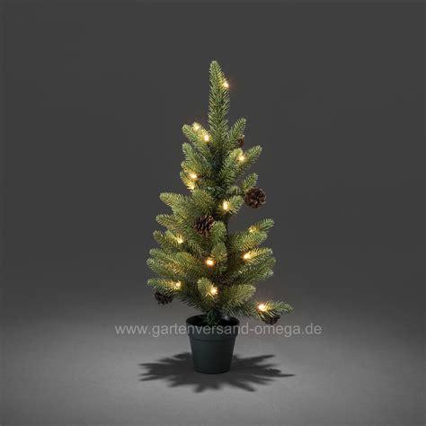 Weihnachtsbaum Mit Led Beleuchtung Batteriebetriebener Led Weihnachtsbaum 60cm Für Außen