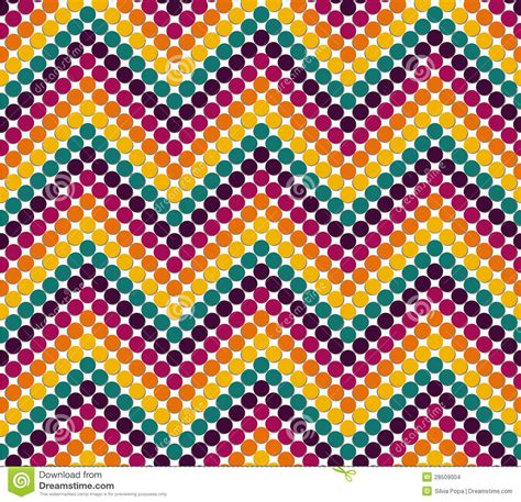 zigzag pattern  cute color stock images image