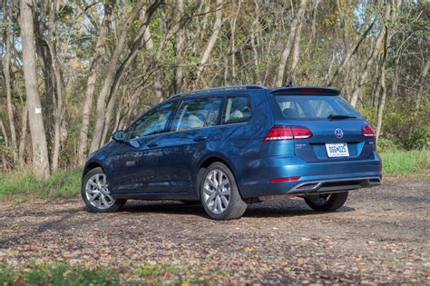 2018 Volkswagen Golf First Take Fun For The Whole Family