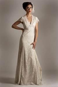 Cream wedding dresses for older brides midway media for Second time wedding dress