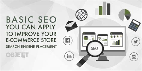 Search Engine Placement - e commerce seo tips to improve store search engine placement