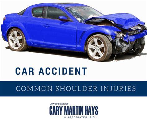 Car Accidents And Shoulder Injuries