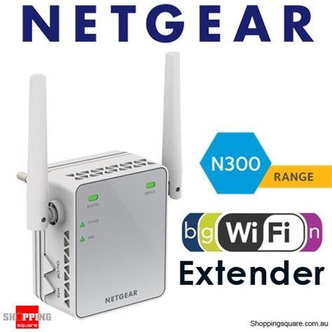 netgear range extender n300 netgear ex2700 n300 wifi range extender essentials edition shopping shopping square