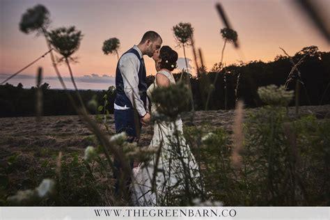 Wedding at Harrington Farm Sneak Peeks in 2020 Barn