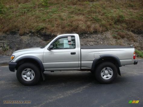 Toyota Tacoma 4x4 Cab For Sale by 2004 Toyota Tacoma Regular Cab 4x4 In Lunar Mist Metallic