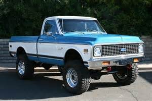 1972 Chevy 4x4 Pickup Truck