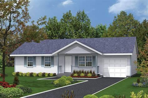 modern craftsman style house plans ranch style house plan 3 beds 1 00 baths 988 sq ft plan