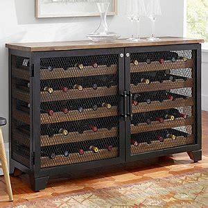 Wine Storage Credenzas - howard miller barossa valley wine bar cabinet wine