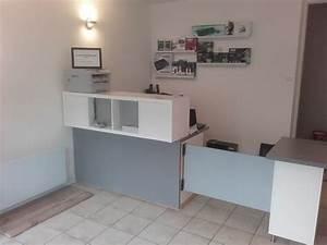 Comptoir D39accueil Et Bureau Pas Cher Pour Un Petit Commerce