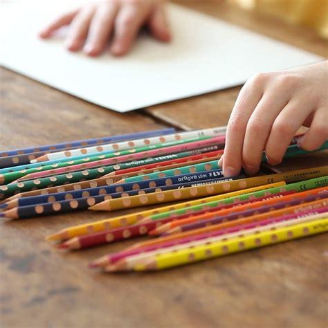 lyra colored pencils lyra groove slim colored pencils ด นสอส ไม แท งสามเหล ยม
