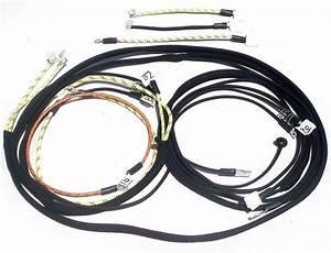 John Deere D Complete Wire Harness  Serial  186 752  U0026 Up