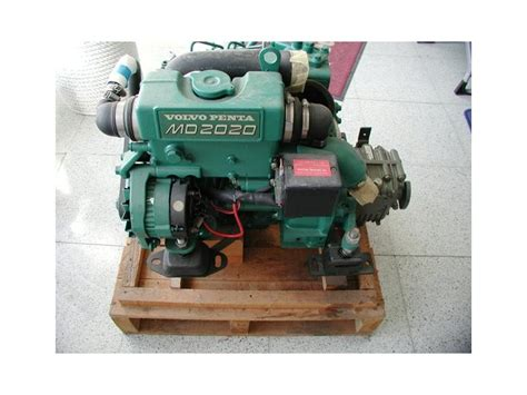 Volvo Md2020 For Sale by Motor Volvo Penta Md2020 Second 57504 Inautia