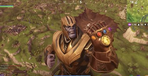 heres  epic games  thanos  powerful