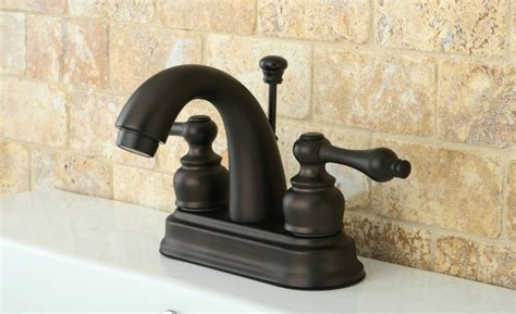 rubbed bronze bath faucets the bathroom faucet buyer guide supply knowledge center