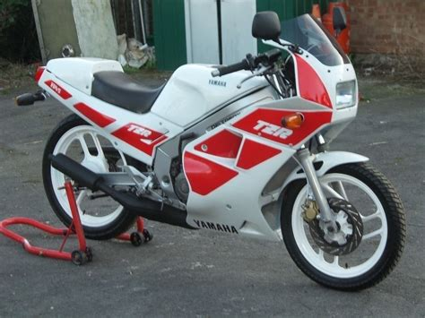 yamaha tzr 125 classic 1989 yamaha tzr 125 ypvs 2rk fully restored like 250 in mansfield nottinghamshire