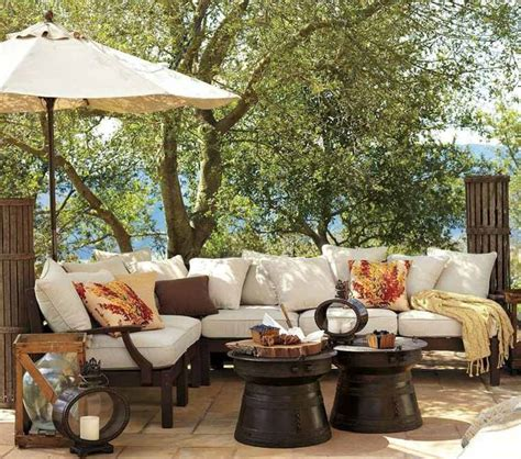 canapé jardin bois canapé de jardin pour la détente à l 39 extérieur