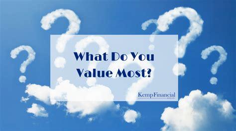 kemp financial elements