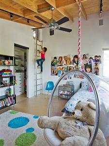 Hängesessel Für Kinderzimmer : 12 saubere designs f r das m dchenzimmer ~ Indierocktalk.com Haus und Dekorationen