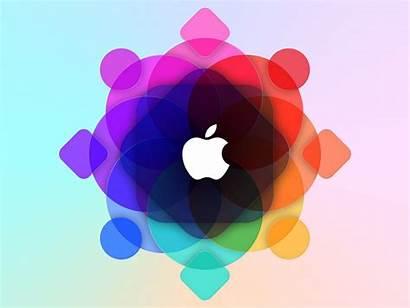 Apple Colorful 5k 4k Wallpapers Wwdc Desktop