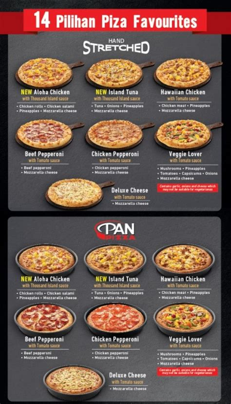 Pizza Hut Malaysia: RM5 Personal Pizza Promotion