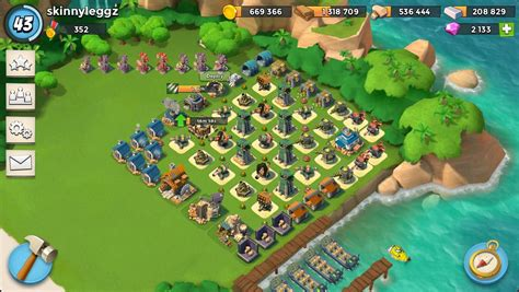 foto de High level clasher looking to get into Boom Beach tips