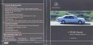 Wtb  W210 Star Service  Repair Manual Cd