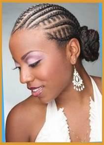 Cute African American Braided Hairstyles