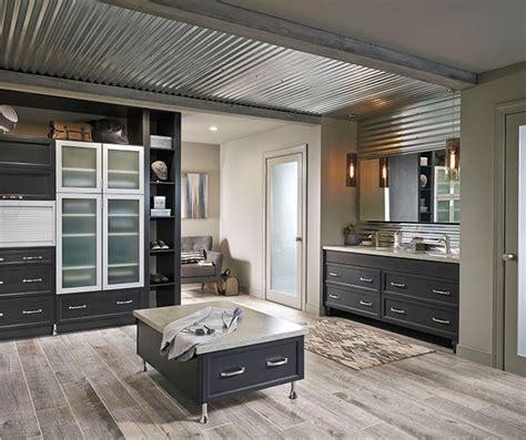 dark gray cabinets   casual bathroom kitchen craft