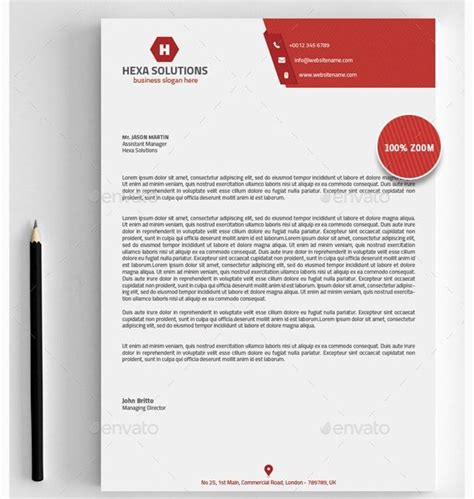 brand  ms word letter head templates letter heads