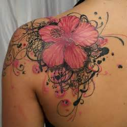 Hawaiian Flower Tattoos Meaning