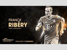 FIFA FIFPro World XI 2013 Midfielders Shortlist YouTube