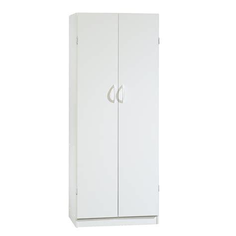 lowes white cabinet doors shop sauder beginnings soft white 3 shelf office cabinet