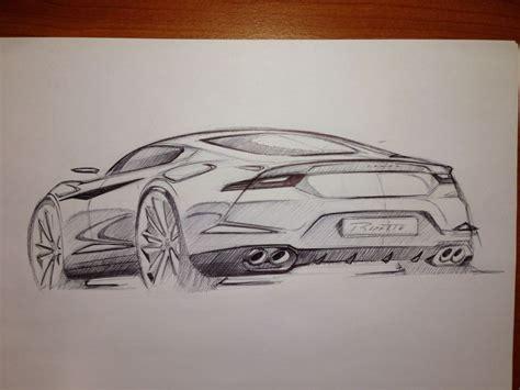 training car concept  p ruperto sketch car car