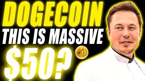 Elon Musk Dogecoin Secret Partnership Confirmed 螺 DOGECOIN ...