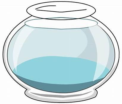 Bowl Fish Clipart Fishbowl Clip Transparent Icon