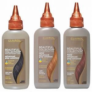 Clariol Professional Advanced Gray Solutions Semi Permanent Hair Color