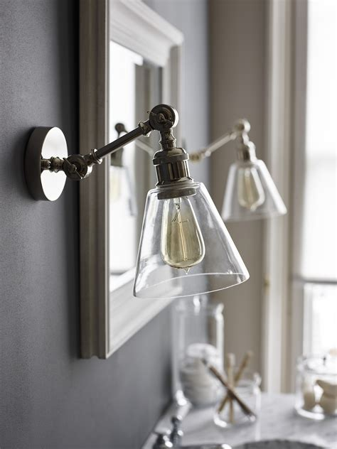 keats single arm wall light neptune