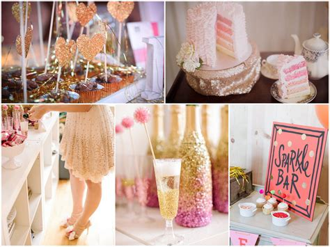 Design Your Dream Wedding  5 Interesting Bridal Shower Themes