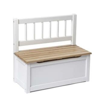 chambre bébé natalys banc coffre à jouets natalys meubles et rangements liste
