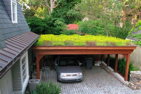 flat roof carport designs