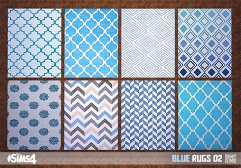 blue rugs     sims  sims  updates