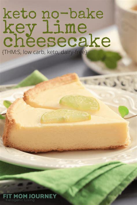 carb key lime pie cheesecake  bake keto sugar