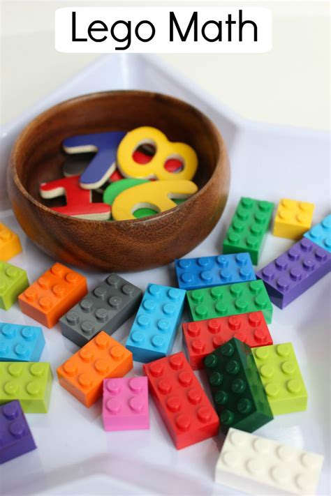 lego math preschool activity make and takes 688 | Lego Math Activity Idea for kids