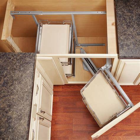 Blind Corner Kitchen Cabinet Ideas  Cabinets Matttroy