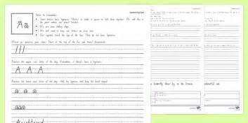 year 3 4 new zealand handwriting worksheet activity sheets