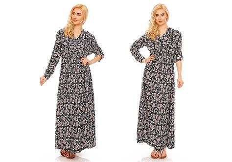 Garās kleitas ar košiem rakstiem - Janvāris 2018 | Pērkam Kopā