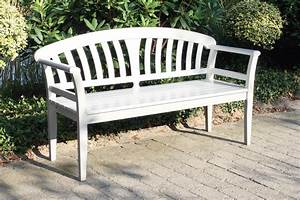 Gartenbank Holz Weiß 3 Sitzer : premium landhaus gartenbank gartenb nke sitzbank gartenm bel bank wei 3 sitzer garten ~ Bigdaddyawards.com Haus und Dekorationen